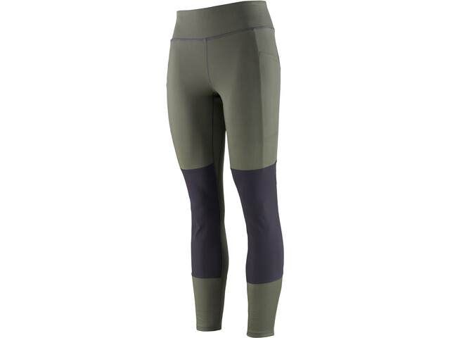Patagonia Pack Out Hike Tights Women, basin green